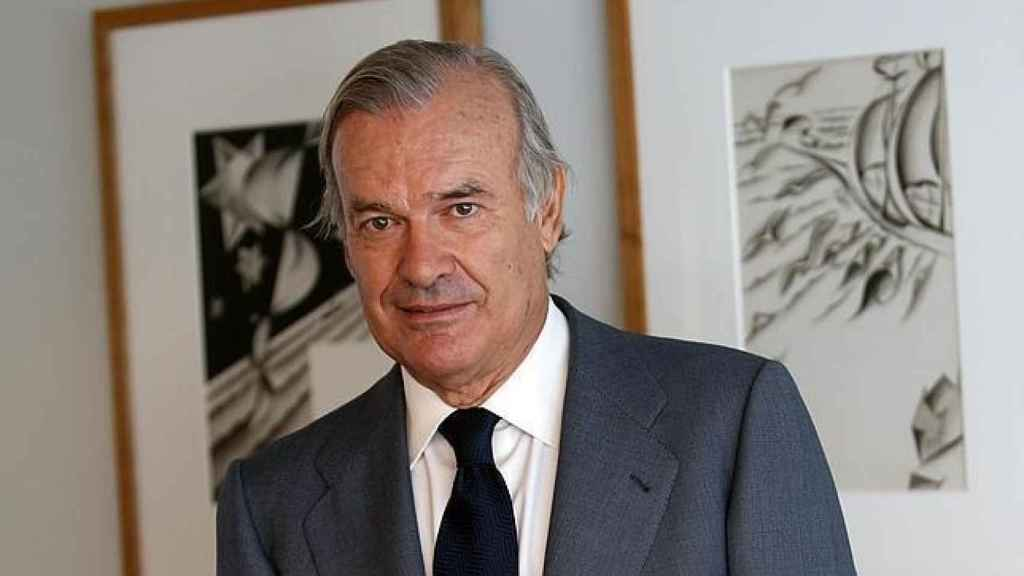 Rodrigo Echenique, presidente de Merlin Properties.