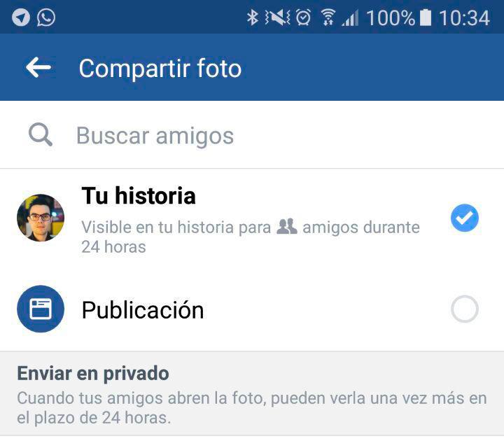 compartir-historia-facebook