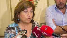 Victoria-Soto-concejal-de-Educacion-Infancia-e-Igualdad-del-Ayuntamiento-de-Valladolid-