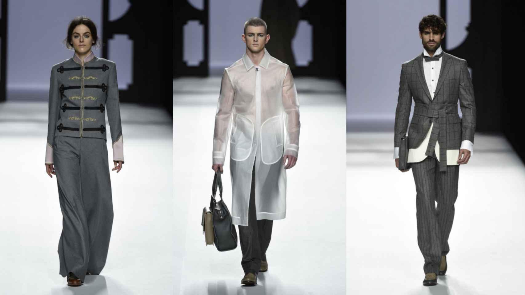 Devota & Lomba: Mercedes Benz Fashion Week Madrid