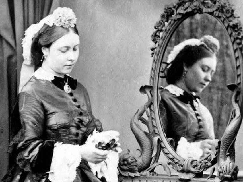 La reina Victoria.