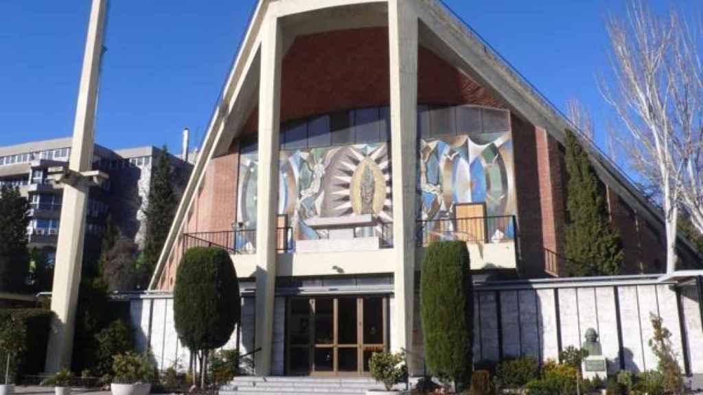 Colegio Santa María del Pilar.