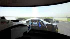 Un simulador de AVL para la Fórmula E.