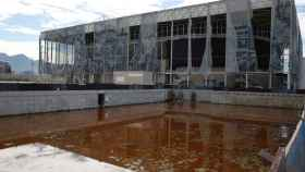 El estadio acuático de Río.