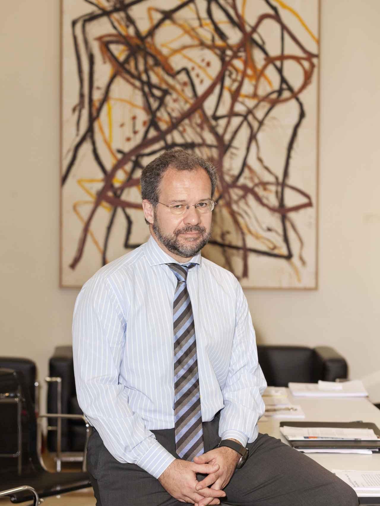 Pedro Comín, el dimitido ex director adjunto de Supervisión del Banco de España.