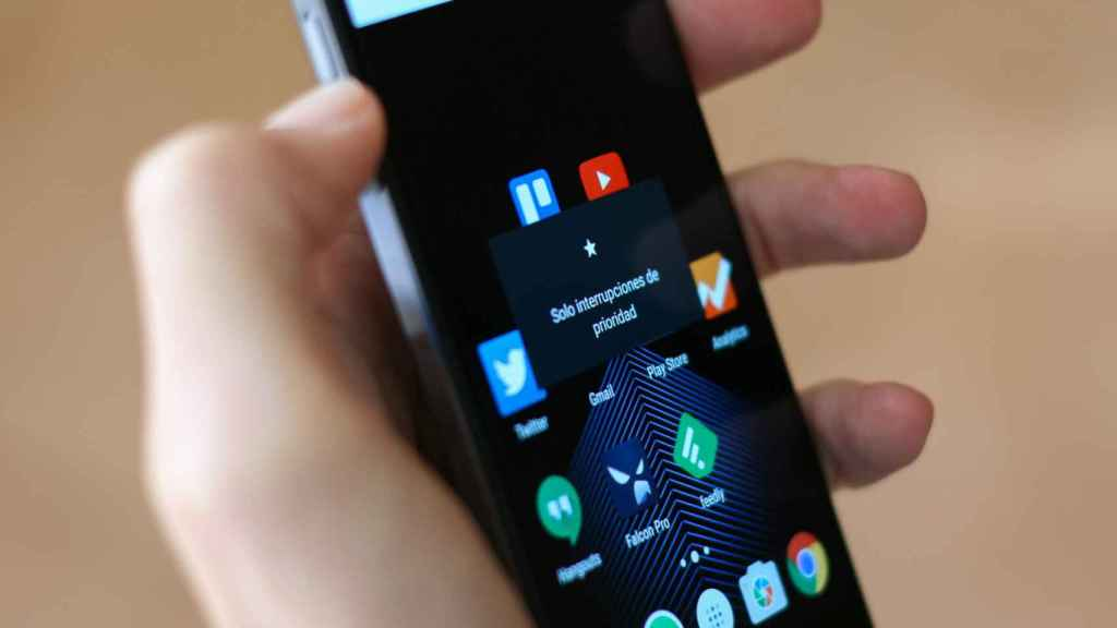 smartphone pantalla movil