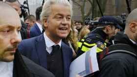 Geert Wilders en una imagen de archivo.