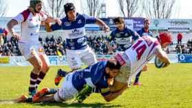 vrac - alcobendas rugby 1