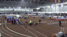 II Jornada atletismo juvenil  pista cubierta (12)
