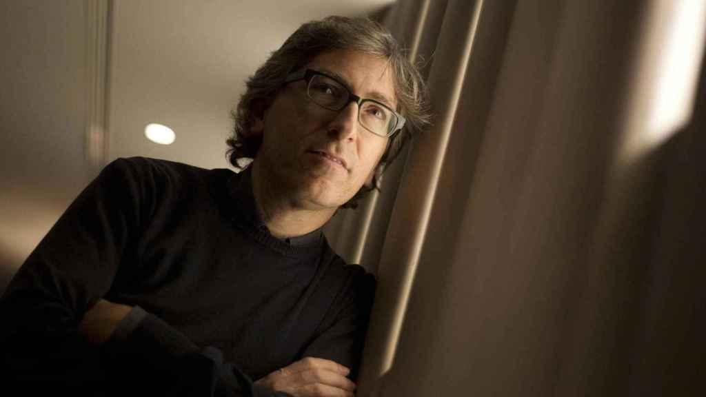 El director David Trueba.