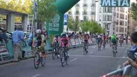 Zamora trofeo ciclismo femenino