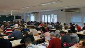 Zamora uned examenes