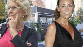 Sonia Moldes, regente de un bar en Madrid, mantiene un tenso conflicto con el Ayuntamiento.