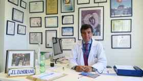 El cardiólogo José Luis Zamorano