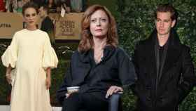 Natalie Portman, Susan Sarandon y Andrew Garfield.