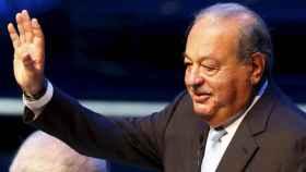 Carlos Slim controla FCC, Realia y Cementos Portland.