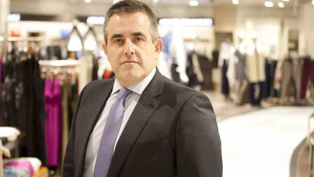 El nuevo director general de 'retail' de El Corte Inglés, Víctor del Pozo.