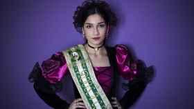 Ana Bárcenas es la última Diosa del Carnaval