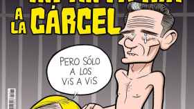 Polémica portada sobre la infanta Cristina y Urdangarin