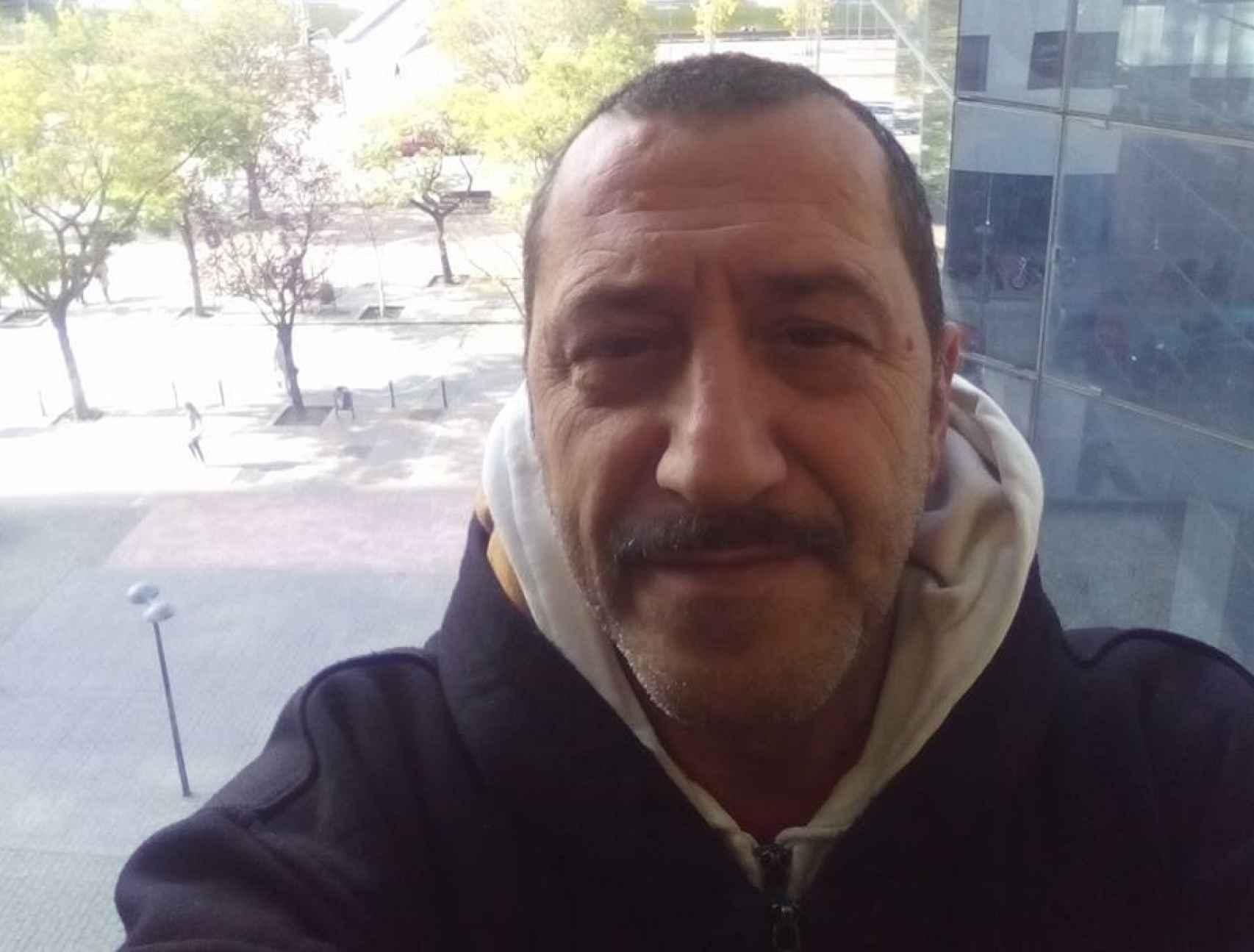 Francisco José López Romera, de 52 años, asesinó a Leidy Yuliana y después se entregó.