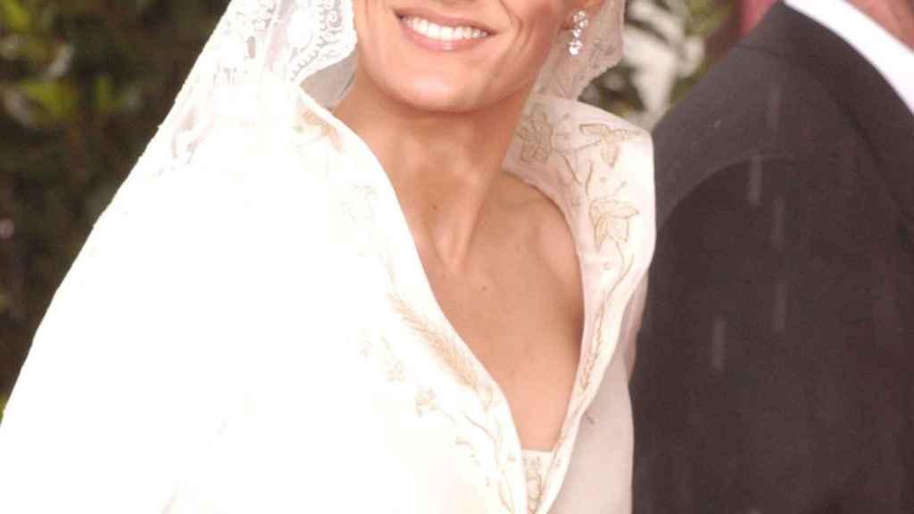 En su boda Letizia lució la tiara Prusiana