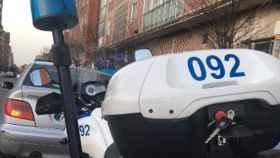 Valladolid-accidente-fuga-policia-alcoholemia