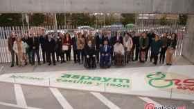 aspaym discapacidad aniversario valladolid 1