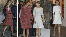 Juliana Awada y Letizia, dos estilos en ARCO.