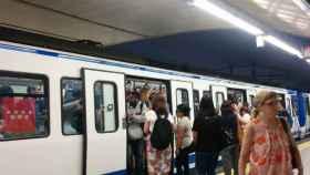 La huelga del Metro de Madrid amenaza con complicar la hora punta
