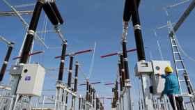 Instalación de Red Eléctrica de España (REE).