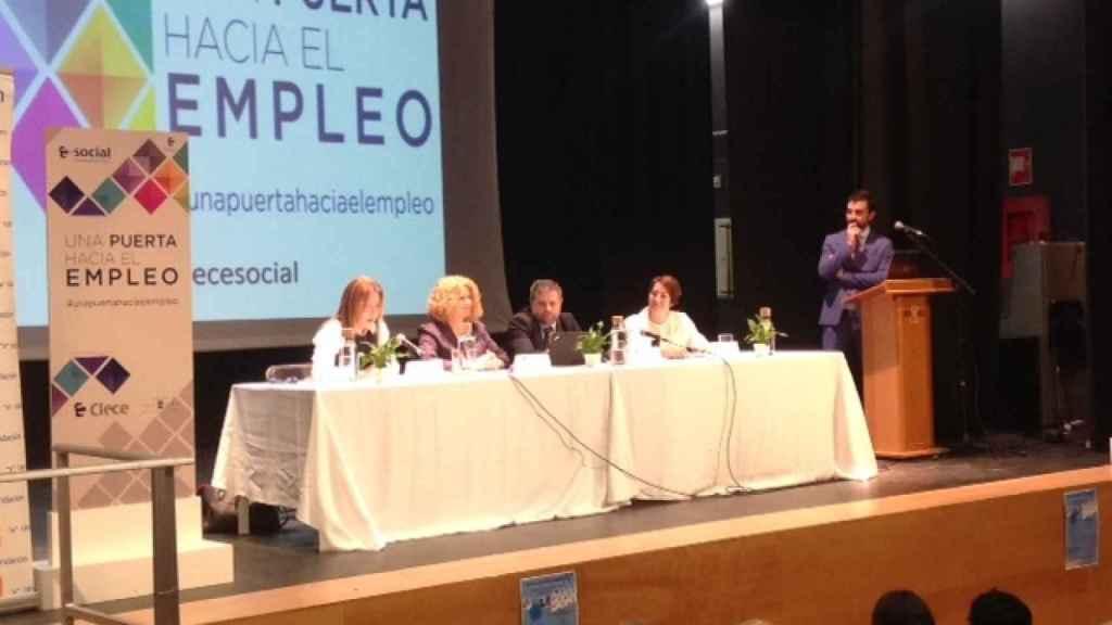 Una puerta hacia el empleo para las personas en riesgo de exclusión social