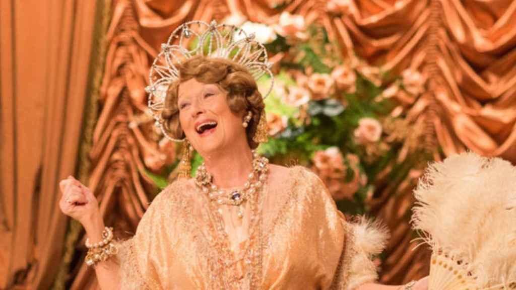 Meryl Streep alcanza su nominación número 20 con Florence Foster Jenkins.