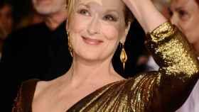Meryl Streep en los Premios Oscar de 2012 | Foto: Getty Images.