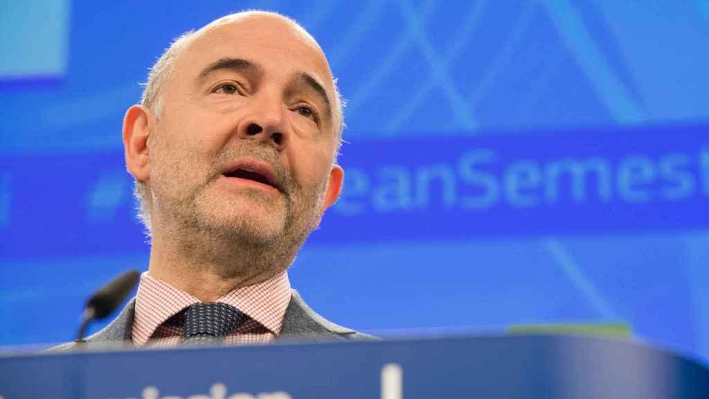 Moscovici ha examinado la situación económica de todos los países de la UE