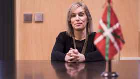 Idoia Sagastizabal, portavoz económica del Grupo Parlamentario Vasco EAJ-PNV.