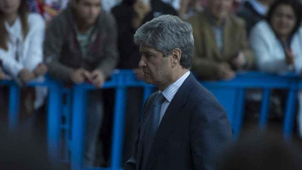 Fernando Martín llevó a Martinsa-Fadesa a la liquidación.
