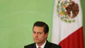 Imagen del presidente mexicano.
