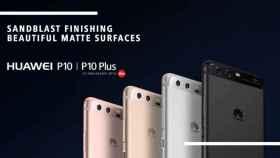 Huawei P10 y P10 Plus, toda la información