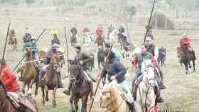Salamanca encierro caballo ciudad rodrigo 3