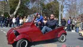 coches clasico valladolid recorrido carnaval (6)