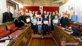 premios cultura becas diputacion valladolid
