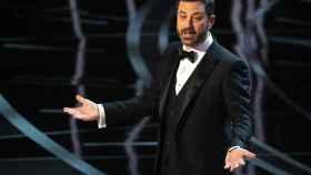 Kimmel, presentador de la gala.