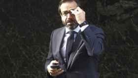 Pedro Farré López, exdirector de Relaciones Corporativas de la SGAE, sale de la AN.