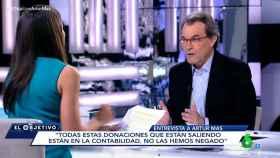 Artur Mas niega el 3%: Lo puedo decir más alto, pero no más claro