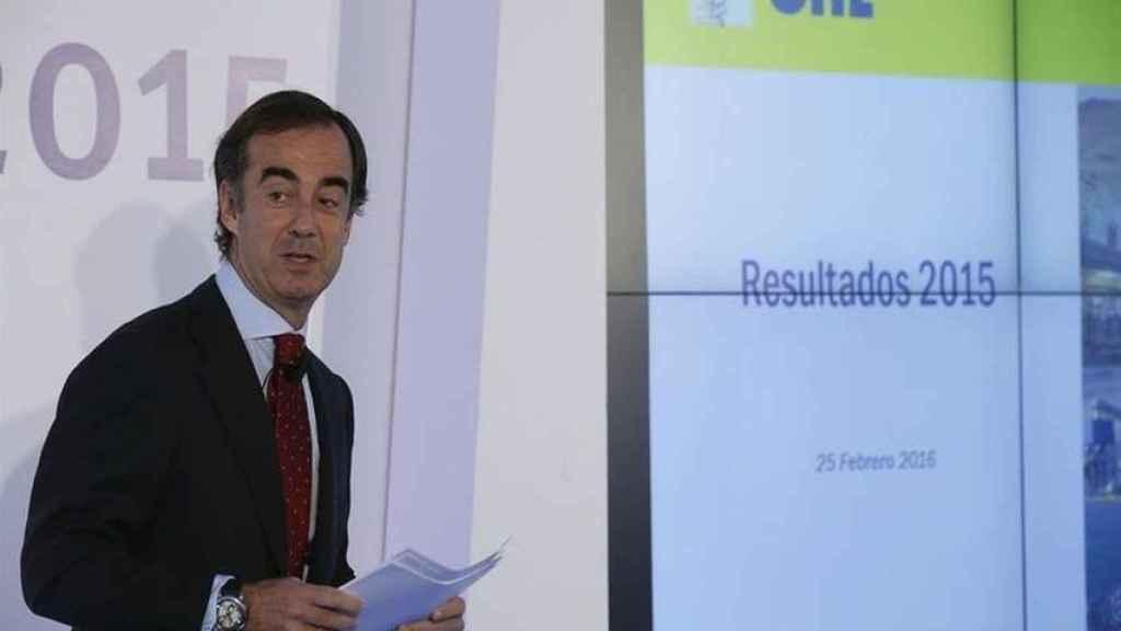 Juan Villar-Mir de Fuentes, presidente delo Grupo OHL.