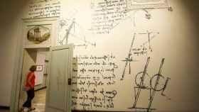 Una exposición sobre la figura de Leonardo Da Vinci