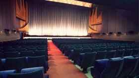 La sala grande del cine Palafox.