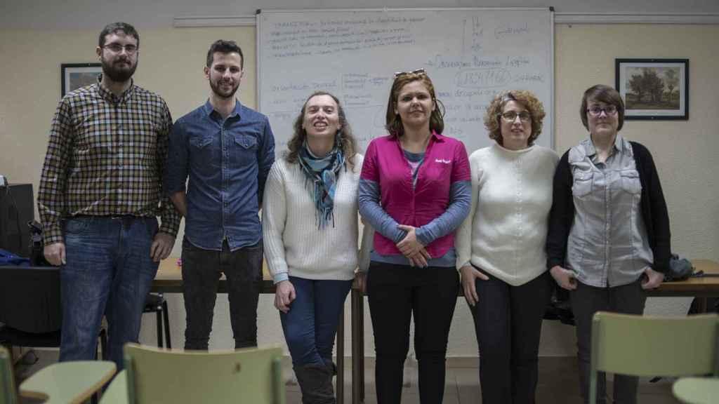 Arcópoli ofrece herramientas educativas a los alumnos para luchar por la igualdad