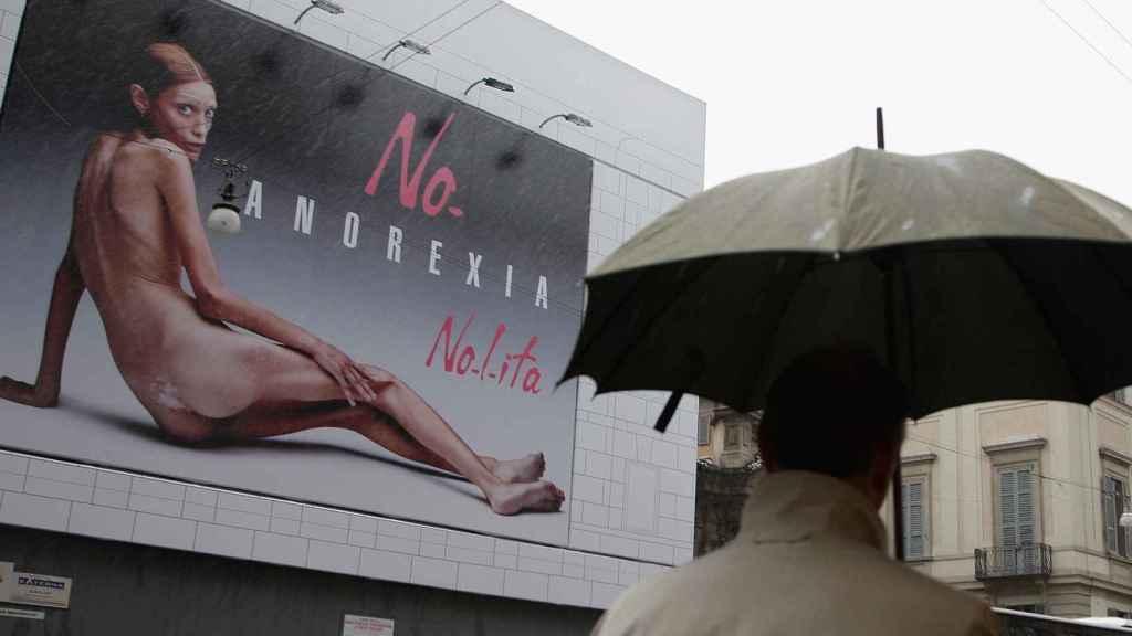 Campaña de concienciación contra la anorexia