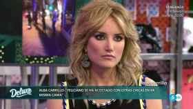 Alba Carrillo denuncia al hermano de Feliciano por falsificar su firma